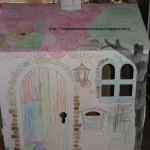 domki z kartonu